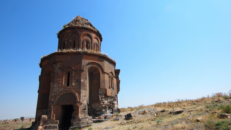 Ani, Kars, Turquía, Turkey, armenian capital,Church