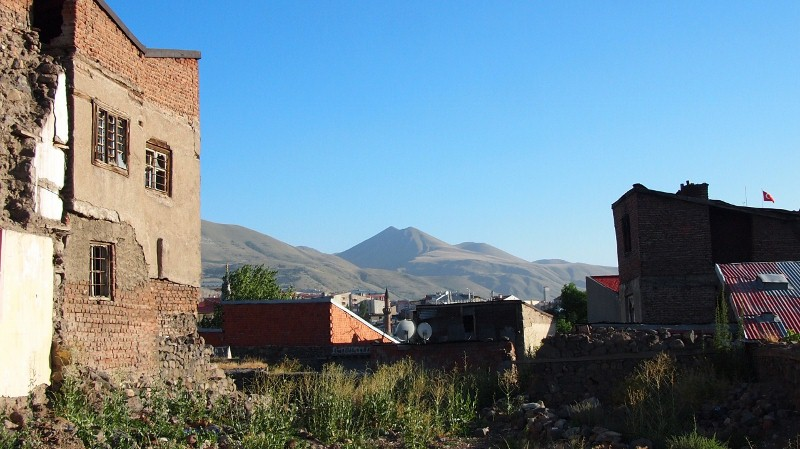Erzurum, Turquía, Turkey, Citadel