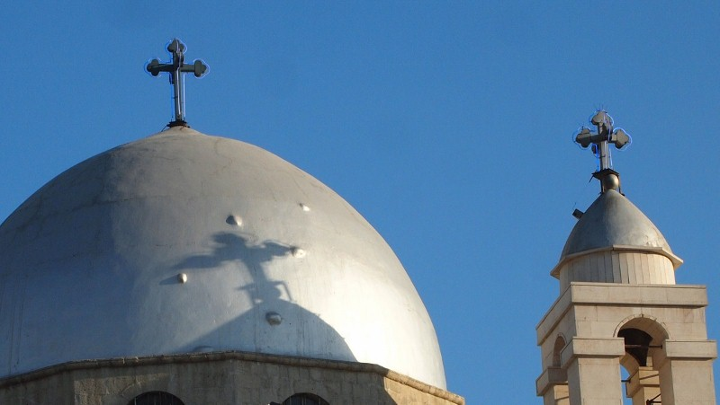 Siria-Syria-Damasco-Damascus-iglesia-church